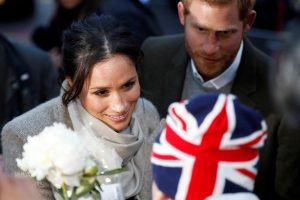 Britanijos karališkoji sužadėtinė M. Markle uždarė savo socialinių tinklų paskyras