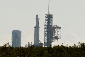 """""""SpaceX"""" raketa iškėlė Liuksemburgo vyriausybės palydovą"""