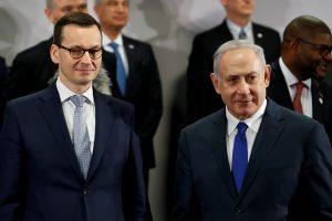 Po skandalo Lenkija atšaukia dalyvavimą konferencijoje Izraelyje