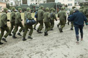 Mirusiems kariams pagerbti skirtame bėgime – 2 tūkst. dalyvių