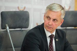 P. Urbšys siūlo sumažinti kartelę koalicijoms savivaldos rinkimuose
