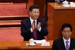 Kinijos parlamentas ruošiasi pritarti prezidento neterminuotam mandatui