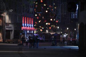 Šaudynės Strasbūro Kalėdų mugėje: kas žinoma