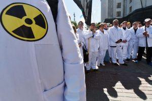 """""""Rosatom"""": Europoje pasklidę radioaktyvūs teršalai su Rusija nesusiję"""