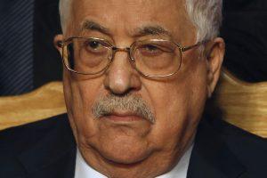 M. Abbasas prašo ES pripažinti Palestinos valstybę