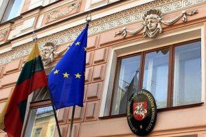 Sankt Peterburge švenčiamas Lietuvos valstybės atkūrimo šimtmetis