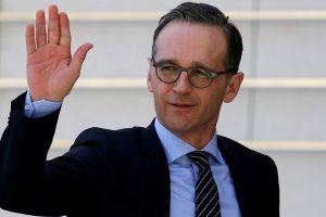 """Ministras: Vokietija """"vis dar atvira dialogui"""" su Rusija"""