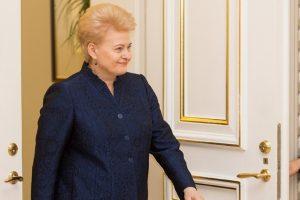 E. Masiulio ir prezidentės laiškų paviešinimas gali padaryti žalos Lietuvai