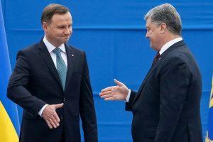 Lenkija: išaiškinta prorusiška grupuotė, siekusi kurstyti nesantaiką su Ukraina
