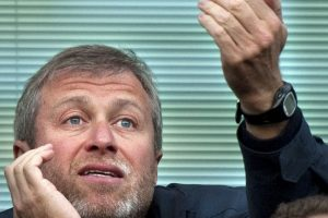 """Klubo """"Chelsea"""" savininkas R. Abramovičius tapo Izraelio piliečiu"""