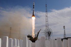 Į Tarptautinę kosminę stotį atskris naujas ekipažas