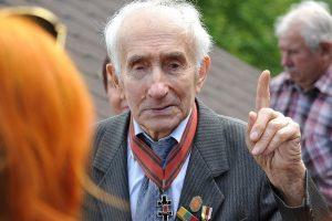 Partizanas J. Jakavonis-Tigras: būsim laisvi amžinai su amerikiečių pagalba