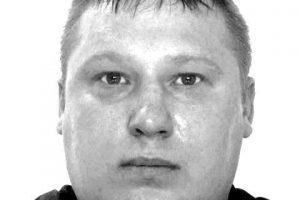 Policija prašo pagalbos: Tauragėje dingo vyras