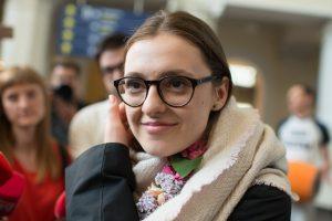 I. Zasimauskaitė: Lietuva – šalis, kurioje man gera