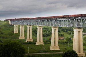 Lankytojams bus atvertas aukščiausias Baltijos šalyse geležinkelio tiltas