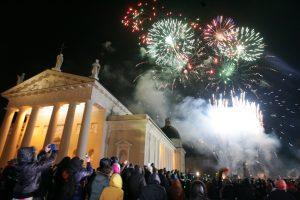 Sužinokite, kaip Vilnius švęs 695-ąjį  savo gimtadienį (renginių programa)