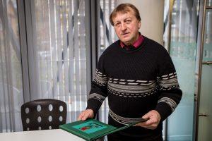 103 kartus kraujo davęs vyras: būti donoru – paprasta ir kilnu