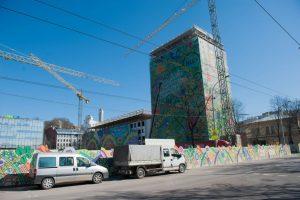 Kauno savivaldybė trečią kartą bando nupirkti granitą Vienybės aikštei