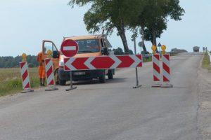 Rusnės kelio statyba – nauji terminai, abejonės dėl skaidrumo