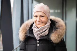Paskutinės stadijos vėžiu serganti kaunietė turi gerų žinių: kovoti nesustosiu