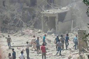 """""""Amnesty International"""": Sirijos režimas kaltas dėl nusikaltimų žmogiškumui"""