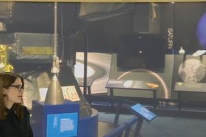 NASA viešėjusi lietuvė pakalbino mokslo pasaulio pažibas