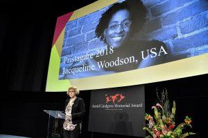 A. Lindgren atminimo premija atiteko JAV rašytojai