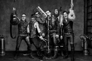 """Po atviru Latvijos dangumi – grupės """"Rammstein"""" koncertas"""