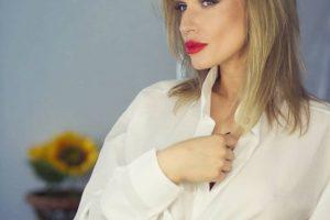 Vėl vieniša R. Gaidan: nežinau, ar verta dėl vyrų stengtis