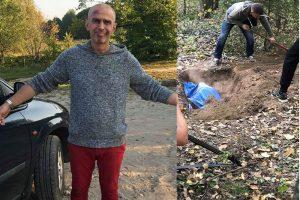 Aktorių V. Kirejevą užkasė gyvą: po 200 kg žemių sustojo laikas