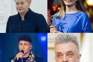 Legendinėje Kalėdų dainoje – ir D. Grybauskaitės balsas