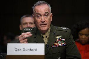 JAV ir Rusijos kariuomenių vadai aptars padėtį krizių regionuose