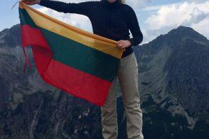 I. Gudžiūnaitė: toliau tikiu idėjų Lietuva