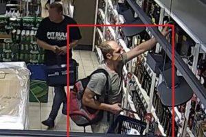 """Iš """"Maximos"""" alkoholio nugvelbė už 700 eurų (gal atpažįstate?)"""