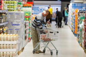 Inspekcija: didžiosios parduotuvės daro asmens duomenų tvarkymo pažeidimus