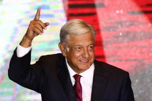 Meksikos prezidento rinkimus laimėjo kairiųjų pažiūrų A. M. Lopezas Obradoras