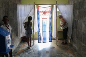 Kuboje įvyko referendumas dėl naujosios konstitucijos