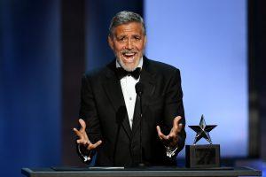 G. Clooney šlovė: vyras pirmauja daugiausiai uždirbusių aktorių sąraše
