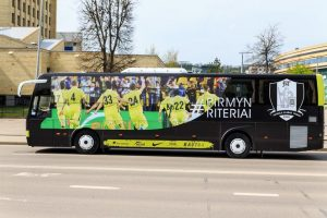 """Kontrolinėse rungtynėse """"Trakai"""" nusileido """"Ventspils"""""""