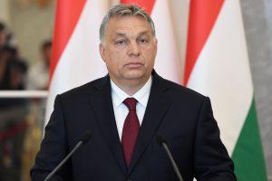 Vengrijoje naują kadenciją pradeda V. Orbanas: žada ginti krikščionybę