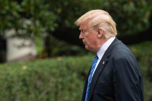D. Trumpas spaudžia Meksiką paspartinti NAFTA derybas
