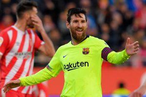 """""""Barcelona"""" laimi: L. Messi toliau muša įvarčius"""