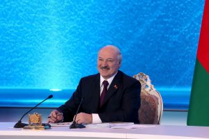A. Lukašenka planuoja kelti savo kandidatūrą Baltarusijos prezidento rinkimuose