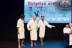 """""""Domino"""" teatro žvaigždės pristatė naują kupiną nuotykių sezoną"""