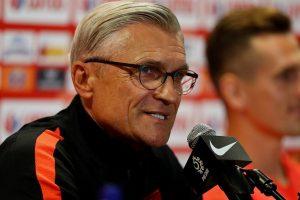 Lenkijos futbolo rinktinės treneris: Lietuva – mums vertinga varžovė