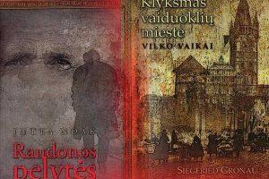 I. Simonaitytės bibliotekoje vyks J. Noak ir S. Gronau knygų pristatymai