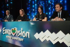 """Paskelbta """"Eurovizijos"""" tarptautinė žiuri – tarp lietuvių bus gerai žinoma atlikėja"""