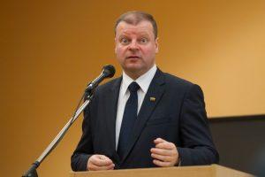 S. Skvernelis: svarstant kitų metų biudžetą nebuvo konstruktyvių siūlymų