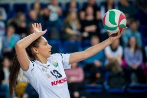 Baltijos moterų tinklinio lygoje – Kauno ir Alytaus komandų pergalės