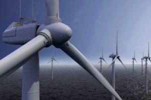 Estijoje dėl grėsmių iš Rusijos užblokuotas didelio vėjo jėgainių parko projektas